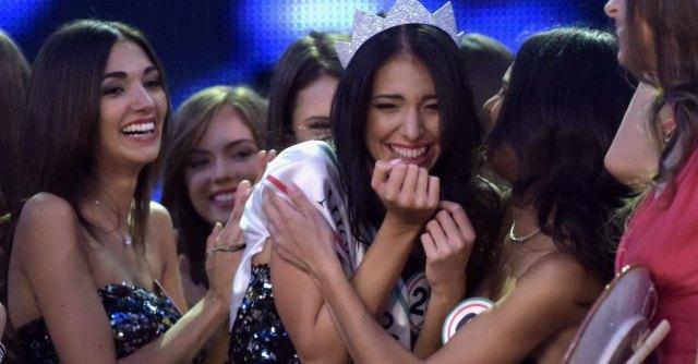 Miss Italia 2014 - Clarissa Marchese