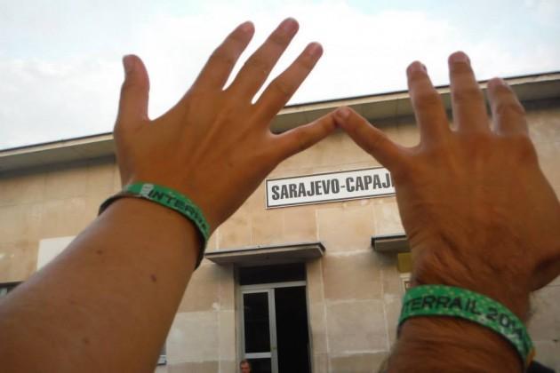 InterRail Grecia-Balcani: in viaggio verso Mostar