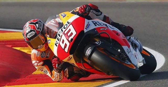 Gran Premio di Aragon, Marquez in pole. Terzo tempo per Iannone, sesto Rossi