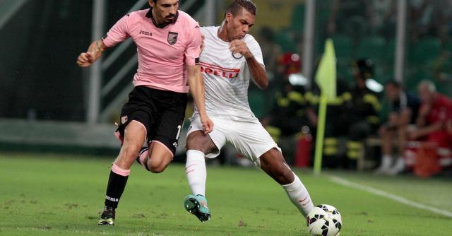 Serie A, Palermo – Inter 1-1. I nerazzurri non vanno oltre il pari