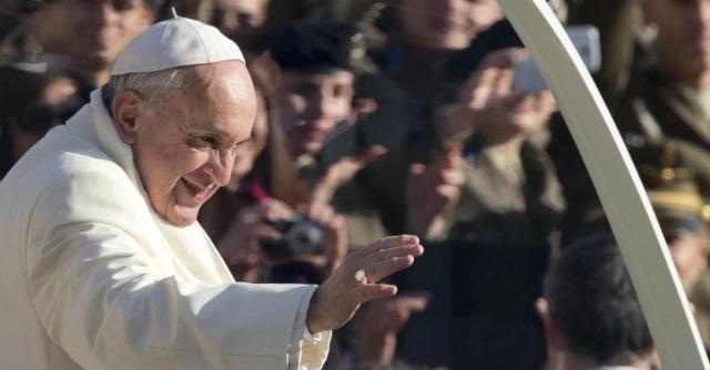 """Papa Francesco, Peres: """"Bergoglio alla guida dell'Onu delle religioni"""""""