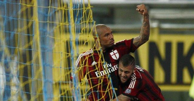 Parma-Milan 4 a 5: gol e sofferenza, il Diavolo di Inzaghi