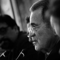 """Romano Prodi alla presentazione del libro """"La sfida internazionale della Comit"""""""