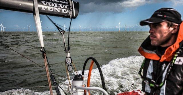 Volvo Ocean Race, l'italiano Alberto Bolzan unico velista tricolore della regata