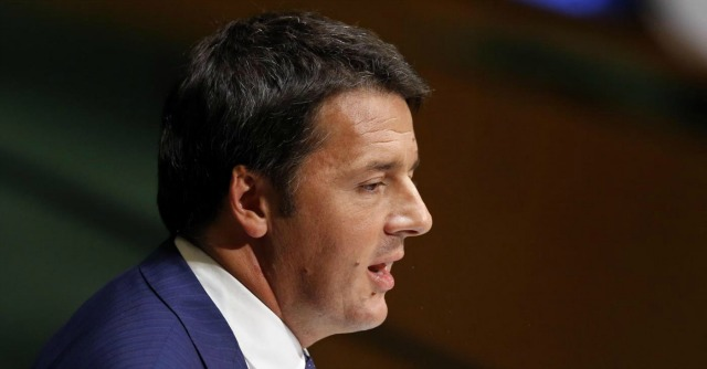 """Renzi: """"Sono boy scout, non massone. Non omaggio poteri forti e questa è la reazione"""""""