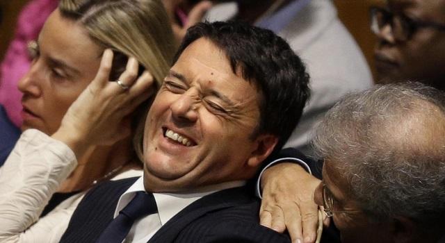 Renzi, comunicazione in odor di velina