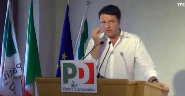 Pd: meno articolo 18, più imprenditori. Renzi rompe coi 'vecchi'. E D'Alema attacca