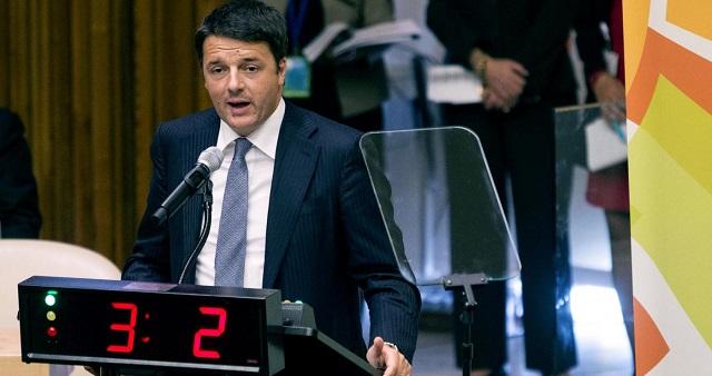 Renzi e i poteri forti: alle prime difficoltà torna tra noi la preziosa leggenda