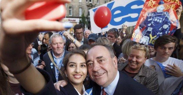 """Scozia, il deputato italo-scozzese Biagi: """"Vogliamo decidere da soli il nostro futuro"""""""
