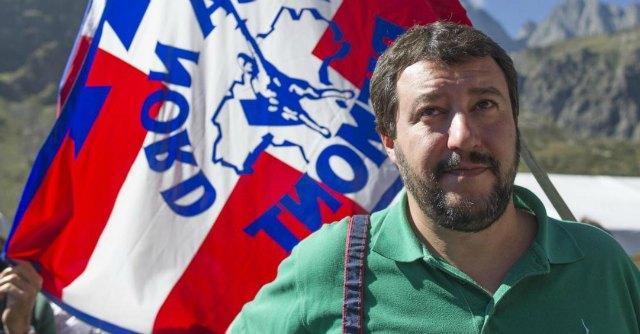 """Lega, Salvini: """"Referendum indipendenza, dopo Scozia tocca a Veneto e Lombardia"""""""