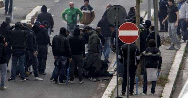 """De Santis, referto: """"Venne accoltellato a fianchi"""". Pm: """"Arma dei tifosi napoletani"""""""