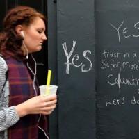 La Scozia a un giorno dal referendum per l'indipendenza