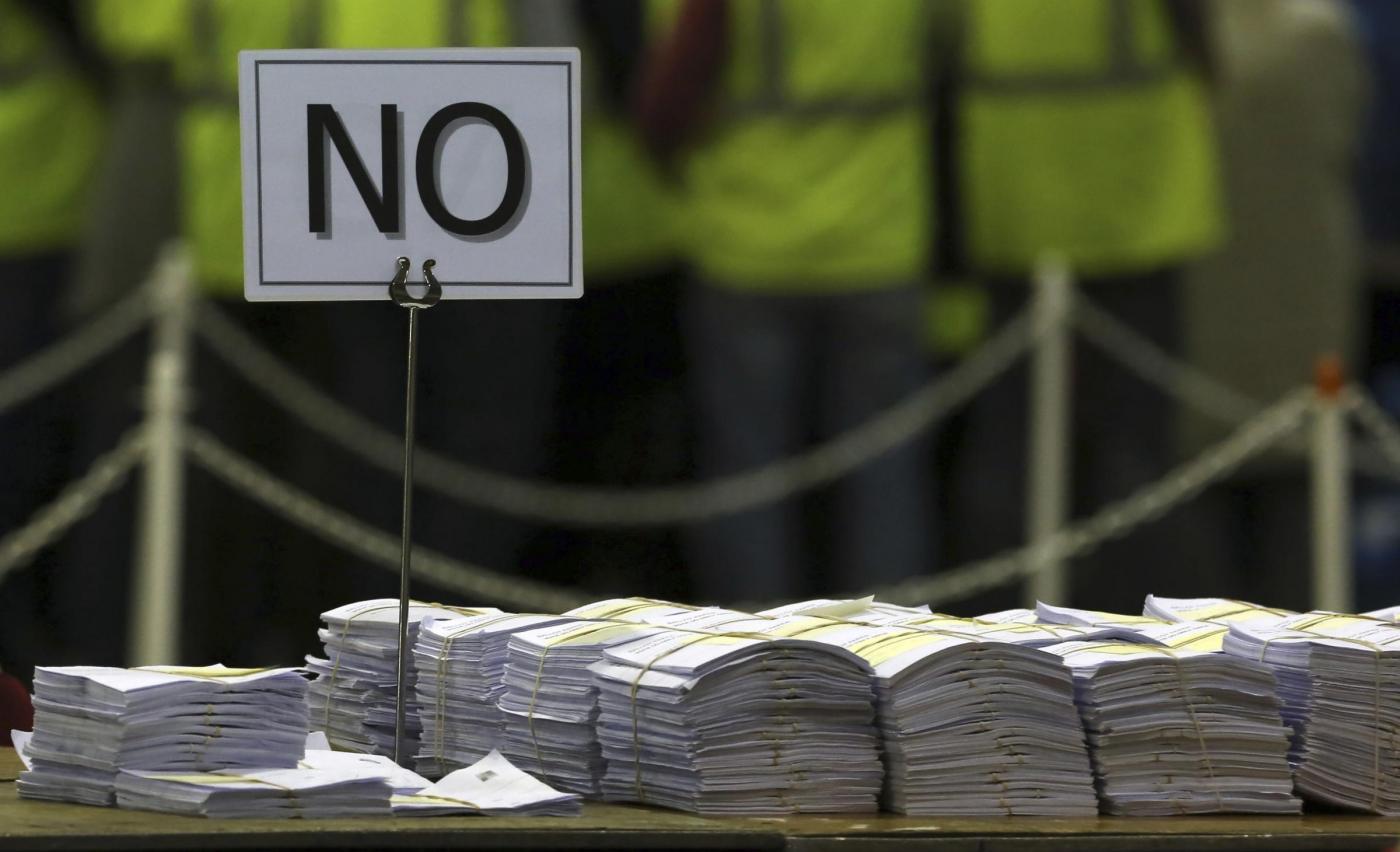 Referendum Scozia: e se la sconfitta fosse in realtà un trionfo?