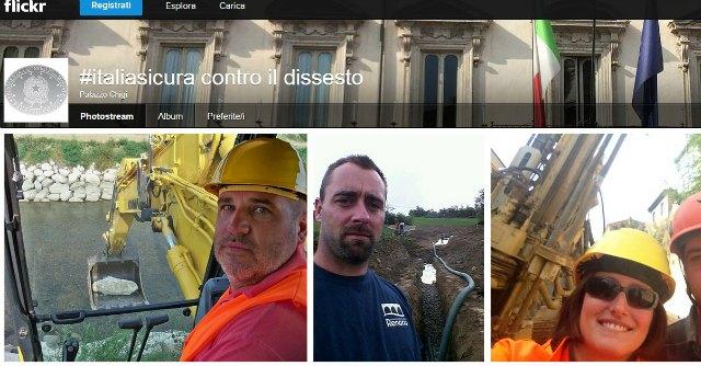 """""""Fate i selfie dai cantieri"""". Renzi dagli Usa fa pressing per le foto dagli enti locali"""