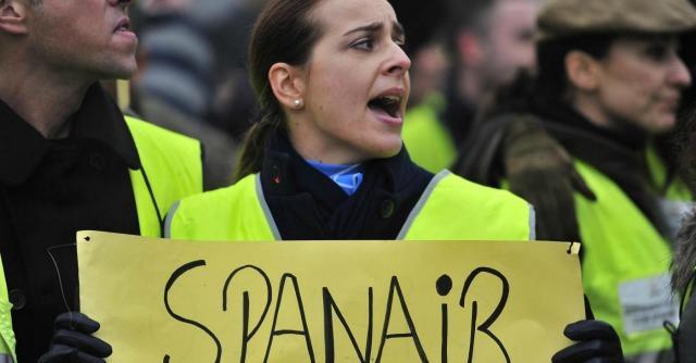 Spagna, tutto il cda di Spanair condannato per il fallimento della compagnia