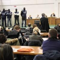 Processo al mafioso colpevole dell'attentato a Firenze in via Dei Gergofili Francesco Tagliavia