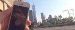 """Isis, foto su social jihad """"Usa eccoci, siamo già arrivati a Ground Zero"""""""