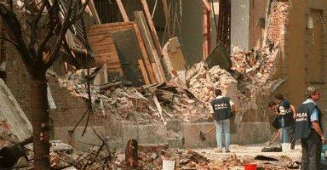 """Strage via Palestro, Spatuzza: """"Quei cinque morti furono un incidente di percorso"""""""