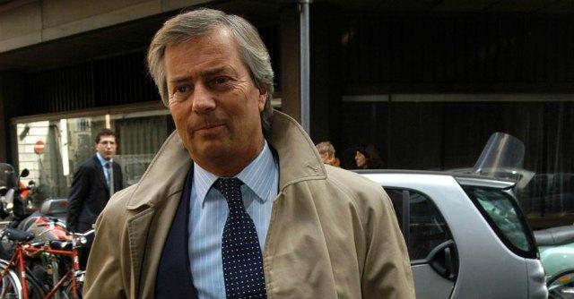 """Vivendi diventa azionista di Telecom. Bolloré: """"Felice di investire in Italia"""""""