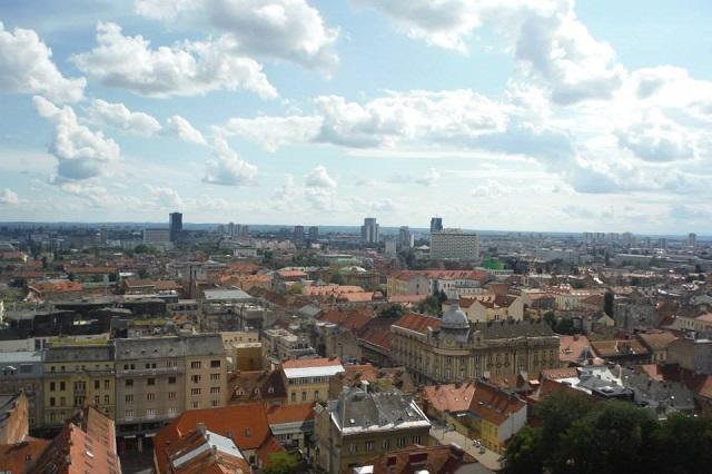 InterRail Grecia-Balcani: alla scoperta di Zagabria – II