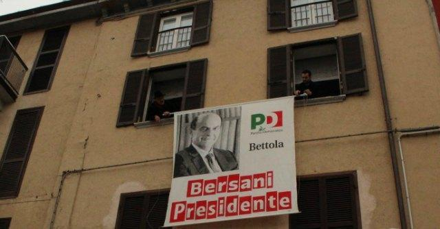 Bersani a Bettola
