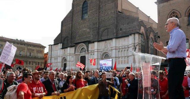 Cgil, consiglieri Pd Emilia a Roma contro Jobs act. Ci sarà anche la nipote di Prodi