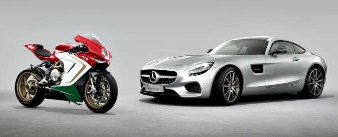 Accordo Daimler-MV Agusta. Continua la passione delle tedesche per le moto