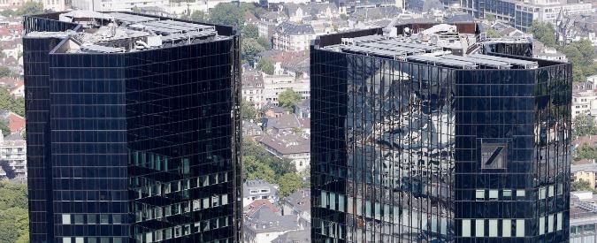 Deutsche Bank va in rosso per spese legali legate a accuse di cartello su tassi