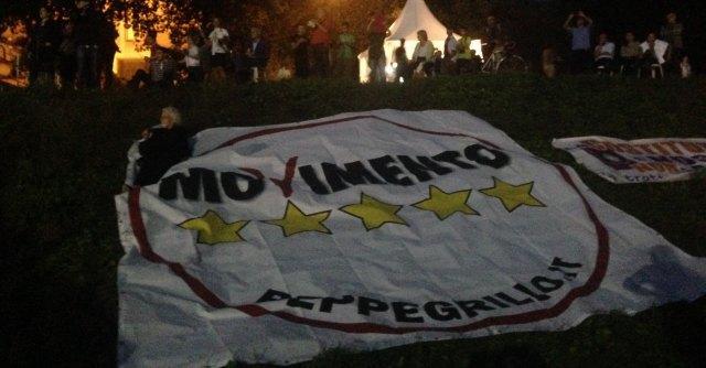 """M5S Circo Massimo, """"Qui non solo per ascoltare. Agorà spontanea con Pizzarotti"""""""
