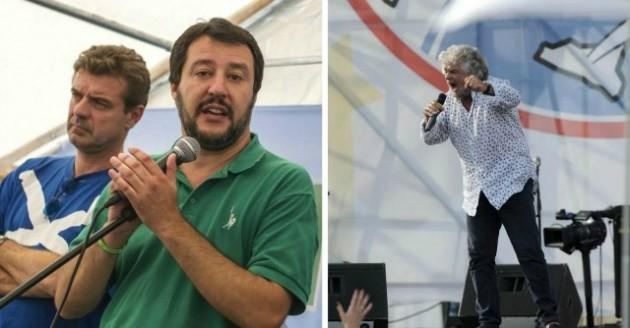 Grillo Salvini 640