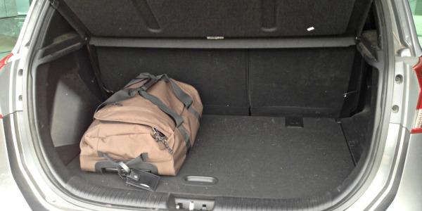 Hyundai ix20 gpl bagagliaio