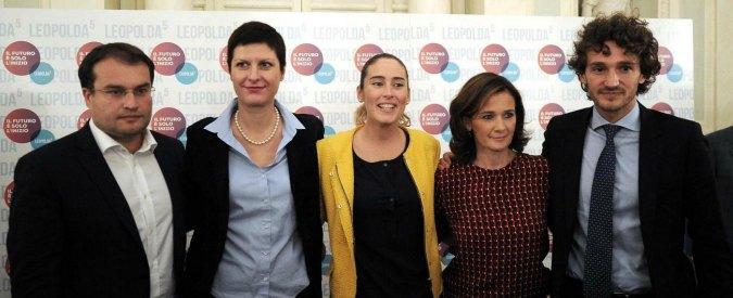 Leopolda 2014: la tre giorni di Renzi con ministri Pd, Cantone e il finanziere Serra