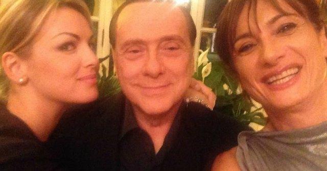 """Luxuria ad Arcore ospite di Berlusconi e Pascale: """"E' nata un'amicizia"""""""