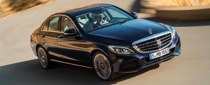 Mercedes Classe C ibrida diesel, la prova del Fatto.it – Per 'veleggiare' in silenzio