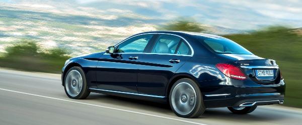 Mercedes C300 hybrid