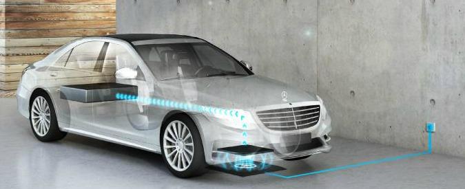Auto elettriche, ricarica wireless nel 2016. Anche grazie alla Formula E