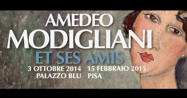 Modigliani (quello vero) in mostra a Pisa, a 30 anni dalla beffa di Livorno