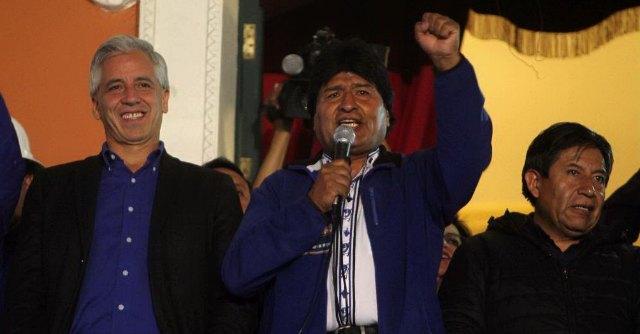 """Elezioni Bolivia, per Morales 3° trionfo: """"Dedico la vittoria a Fidel Castro e Chavez"""""""