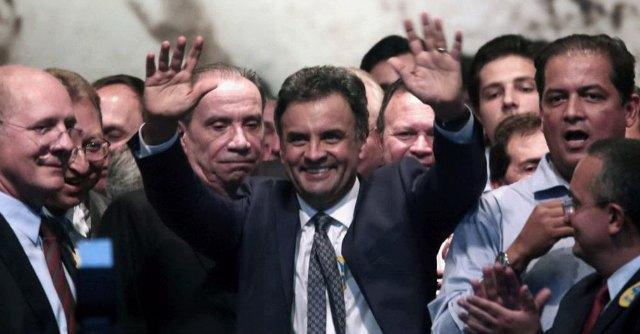 Elezioni Brasile, socialisti appoggiano Neves al 2° turno: nasce fronte anti-Dilma
