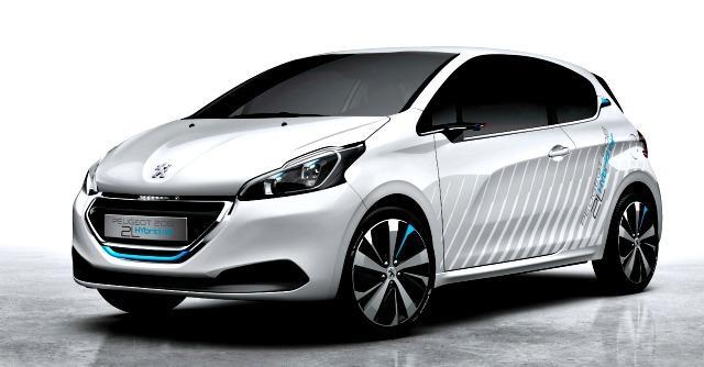 Peugeot Hybrid Air, come funziona l'ibrido che promette di consumare il 30% in meno