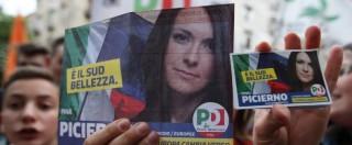 Picierno e i pretoriani di Renzi: il premier è politically correct e loro fanno la guerra