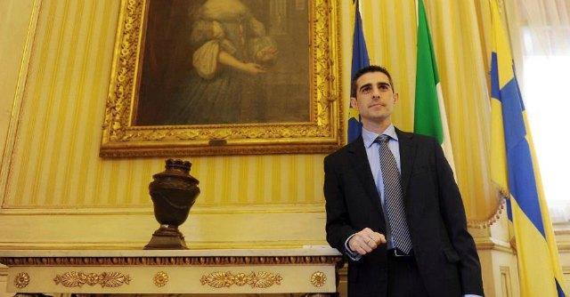 """Province, a Parma eletto Frittelli (Pd). Pizzarotti: """"Ho votato anch'io. E' diritto"""""""