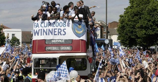 Portsmouth Fc, dall'inferno del fallimento al bilancio in attivo grazie ai tifosi