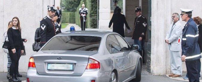 """Trattativa, Napolitano: """"Dalla mafia aut aut"""". """"Su D'Ambrosio non ha risposto"""""""