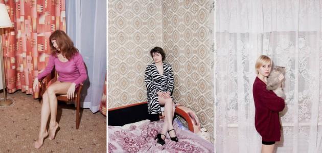'Russian Interiors', il progetto del collettivo Cesura in memoria di Andy Rocchelli