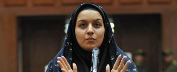 Iran, Reyhaneh impiccata: aveva ucciso l'uomo che tentò di stuprarla