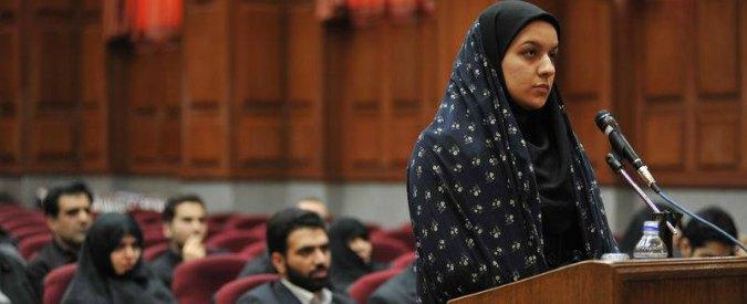 Iran, il testamento di Reyhaneh: 'Dona i miei organi. E che il vento mi porti via'