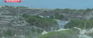 Riapre il centro per migranti di Lampedusa. A dirigerlo il suocero del fratello di Alfano