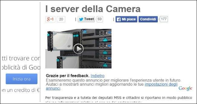 """Grillo su sicurezza informatica M5s: """"Via server"""". E scoppia il caso Artini"""