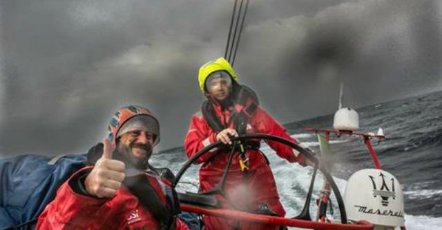 Vela, record New York-Lizard Point: un fronte freddo più veloce del previsto